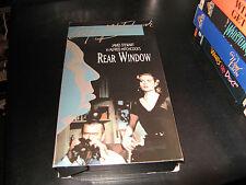 Rear Window-Hitchcock classic-James Stewart-Grace Kelly
