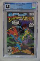 DC Comics Presents #75 CGC 9.8 (1984) Superman Arion