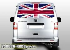 VW Volkswagen Transporter T5 Portón Trasero Wrap 706 unoin Jack gráficos Vinilo Impreso