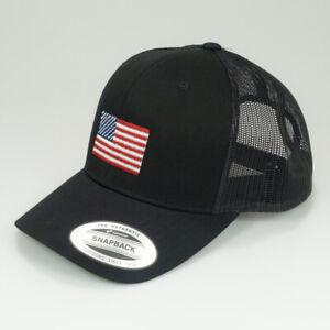 Brand New Release Scotty Cameron Hat, Cap USA Patriot Flag, Mesh Snapback, Black