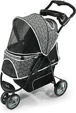 Gen7Pets Black Onyx Promenade Pet Stroller