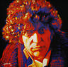 Tom Baker as the 4th DOCTOR WHO by pollard 12x12 signed art print