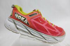 HOKA ONE ONE Clifton Pink Sz 10 M Women Running Shoes