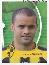 197 LANCE DAVIDS SOUTH AFRICA SK.LIERSE STICKER FOOTBALL 2012 PANINI