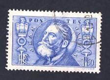 N°319  JEAN JAURES- timbre avec obliteration et sans défauts !CV : 4 €