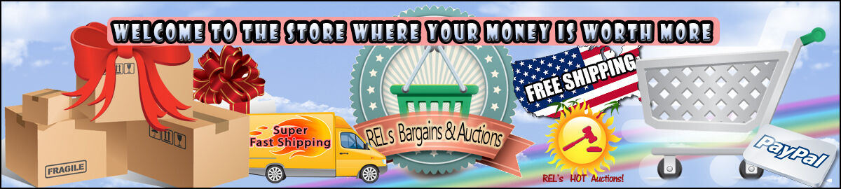REL s  Bargains And Auctions