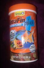 New listing Tetra Tetrafin Plus Goldfish Flakes, 2.2 Oz. Exp 07/22