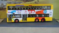 Corgi OOC 43204;Volvo Olympian 3 Axle Bus; Hong Kong, City Bus; Excellent Boxed