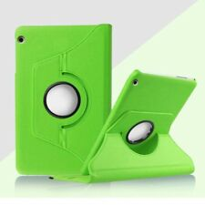 para Huawei Tablet Media M5 8.4 BOLSO FUNDA Estuche Protección Verde NUEVO