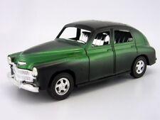 GAZ-20 Pobeda (victory) green-black Soviet Car USSR i-modelcars