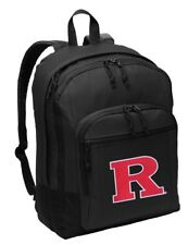 Rutgers University Backpack BEST RU Backpacks CLASSIC STYLE