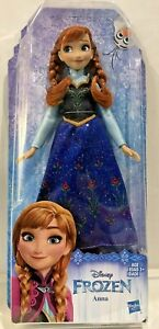 Frozen Anna Disney NIB Sparkle Skirt Princess
