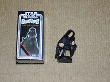 GENTLE GIANT, DARTH SIDIOUS, STAR WARS, 2004 BUST-UPS SERIES 2 WITH BOX