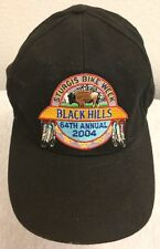 Pre-owned Sturgis Bike Week 64th Annual 2004 Baseball Cap Hat