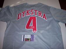 79c767e34760 Lenny Dykstra Philadelphia Phillies MLB Original Autographed Items ...