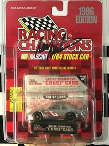 UNOPENED AUTOGRAPHED RC Chrome Chase Car 1:64 Mark Martin #6 Valvoline 1996 Ford