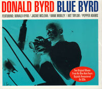 Donald Byrd - Blue Byrd - NEW SEALED DOUBLE CD
