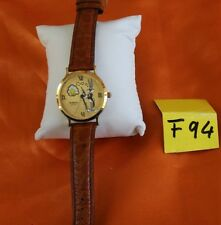 SUPER NICE VINTAGE ARMITRON MID SIZED BUGS BUNNY ACTION WATCH F94