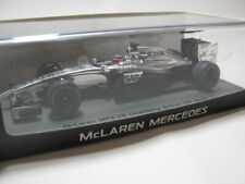 Spark McLaren MP4-29 Qualifying British GP 2014 1/43