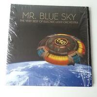 ELO - Mr Blue Sky - Vinyl LP UK Limted to 1000 Coloured NM Very Best of Greatest