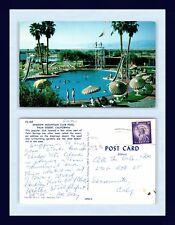 "PALM DESERT SHADOW MOUNTAIN CLUB POOL 1 MAR 1959 TO ""ALL THE GALS"", SACRAMENTO"