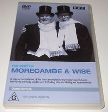 The Best Of Morecambe & Wise (DVD, 2002) BBC