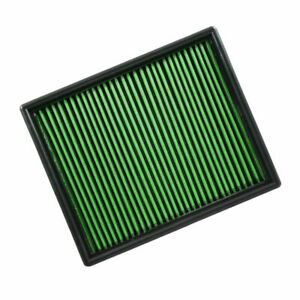 Green Filter High Performance Air Filter for 96-09 Passat / 02-08 Superb # 2055