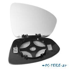 Spiegelglas für RENAULT MEGANE ab 2016 rechts konvex beheizbar elektrisch