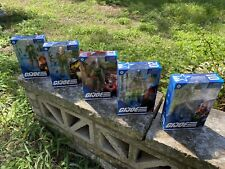 Hasbro 2020 GI Joe Classified Wave 1 (Set Of 5) NIB