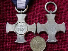 Replica Copy QEII Distinguished Service Cross full size.