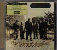 Puff Daddy&The Family-No Way Out cd album