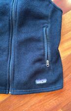 Patagonia women fleece vest - M