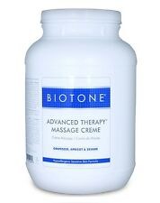 Biotone Advanced Therapy Massage Cream - 1 Gallon Creme