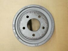 Wagner BD125586 Premium Brake Drum Rear