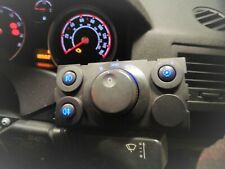 ASTRA MK5 HEADLIGHT CONTROL UNIT WITH BLUE LEDS, CAR HAD AFL'S