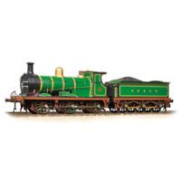 Bachmann 31-460A OO Gauge SE&CR Lined Green C Class 583
