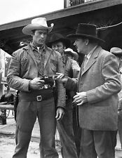 Clint Walker, Ray Teal - Cheyenne - 8 1/2 X 11