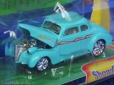 CHEVROLET 1939 39 COUPE 1:64 SHOWRODZ GREEN 64021 YATMING ROAD SIGNATURE