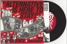 """The Mr T Experience """"Alternative is Here To Stay""""7"""" NM OOP Nofx Green Day Queers"""