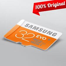 Samsung EVO Ultra Fast 32 GB MicroSDHC micro SD Memory Card UHS-I Class10 Galaxy