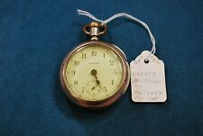 Antique 1905 WALTHAM 18s 7J Stem Wind Stem Set Pocket Watch -- 4 Repair /Parts