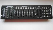 192CH DJ Lighting DMX 512 Controller,240 Scene DMX Controller Board Pro Lighting