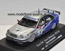 Volvo S40 1998 BTCC Gianni MORBIDELLI 1:43 ONYX