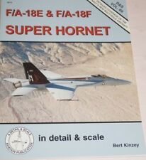 "SQUADRON SIGNAL IN DETAIL & SCALE N.69 F/A-18 & F/A-18F ""SUPER HORNET"" & VARIANT"