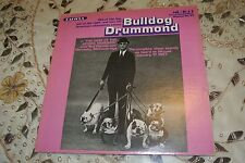 BULLDOG DRUMMOND / BOSTON BLACKIE LP - Radiola MR-1043 VG/VG