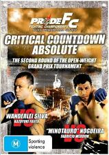 Pride FC - Critical Countdown Absolute (DVD, 2009)