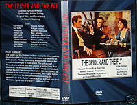 THE SPIDER AND THE FLY - DVD - Eric Portman, Guy Rolfe