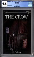 Crow 3 CGC Graded 9.6 NM+ 1st Print Caliber Comics 1989