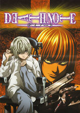 POSTER A4 PLASTIFIE-LAMINATED(1 FREE/1 GRATUIT)*MANGA DEATH NOTE.MELLO AND NEAR.