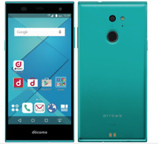 FUJITSU arrows Fit F-01H DOCOMO Android Smart Phone Unlocked Green
